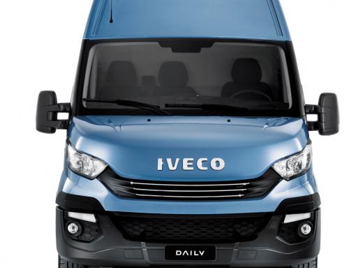 New Iveco Daily bestelwagen