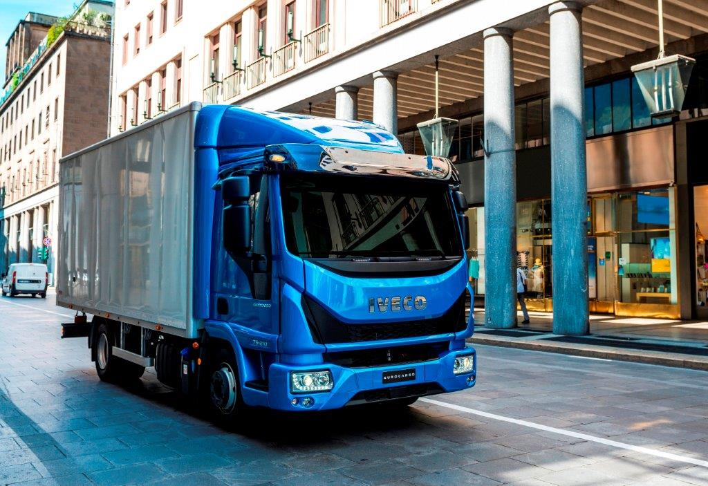 New Iveco Eurocargo. The Truck The City Likes (8)