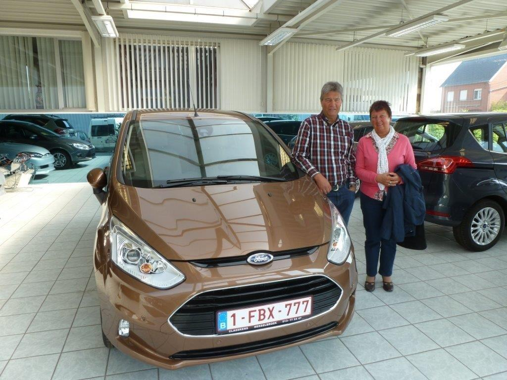 Jos coomans ford b max garage claeskens for Garage ford paris 11