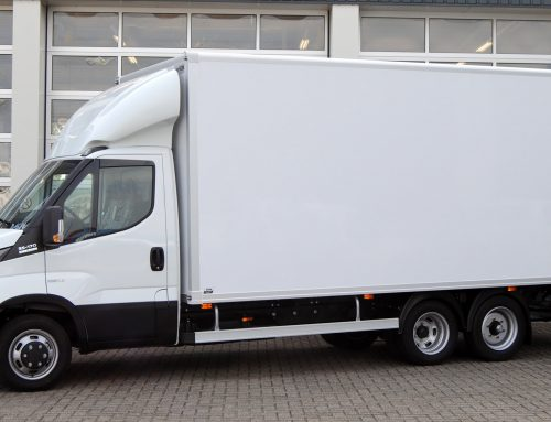 Maxivan : de B+E oplossing voor het nieuwe rijbewijs tot max. 5.000kg laadvermogen!