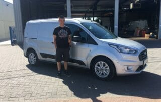 Ford Transit Connect Tim Aerts